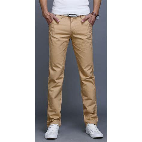 Celana Panjang Pria Putih Celana Murah Bandung Celana Chinos Panjang Pria Size 29