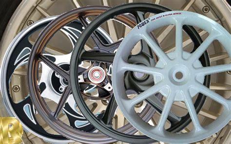 Velg Racing Motor Besargede 55x17 fm 2015 only 3dm