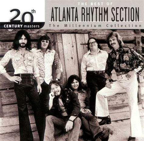 atlanta rhythm section discography 20th century masters the millennium collection the best