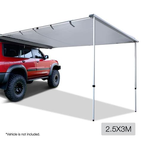 4x4 retractable awning 4wd side awning side awning for car vehicle roof w fly