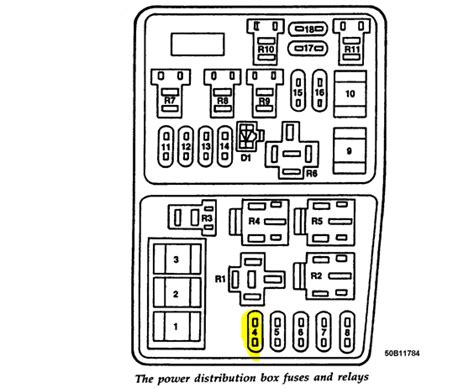 1998 ford contour fuse box diagram 97 ford contour wiring diagram get free image about
