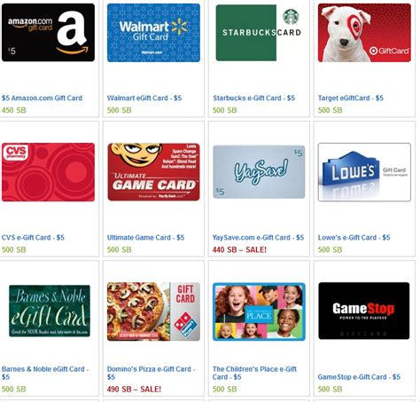 Swagbucks Amazon Gift Card - swagbucks what gift cards have you received freebies2deals