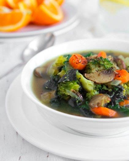 Detox Vegetable Soups by The World S Catalog Of Ideas