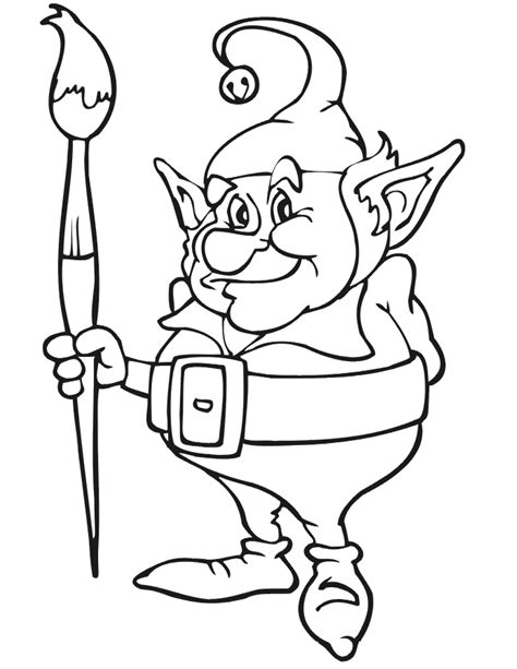 christmas elves coloring pages to print christmas elves coloring pages printable