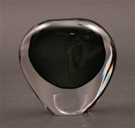 Orrefors Bud Vase by Pair Of Kosta Boda Glass Vases Orrefors Bud Vase 06 04 04 Sold 126 5