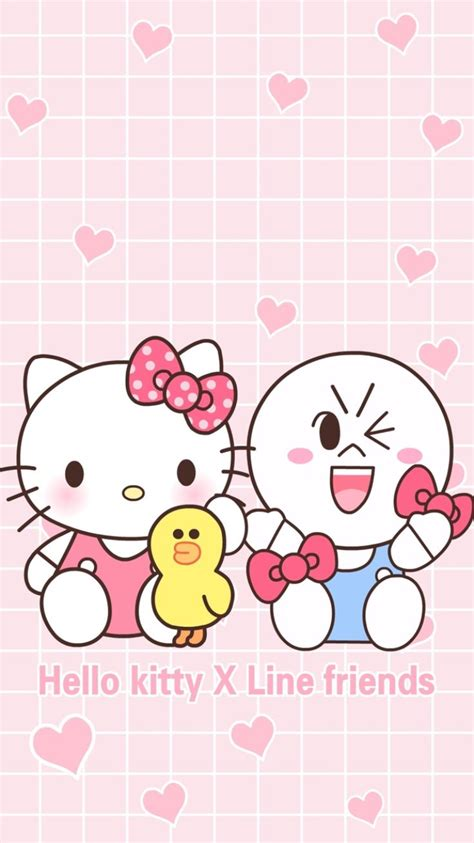 themes line hello kitty 317 best images about line friends on pinterest