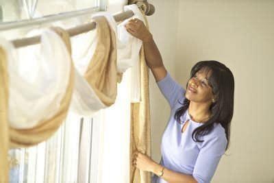 Curtains For Bow Windows consigli alternativi per appendere le tende