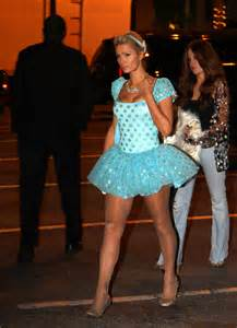 roosevelt hotel halloween party 2017 paris hilton 2011 halloween party in hollywood 07