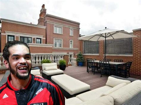 Joakim Noah S New Chicago Home Business Insider