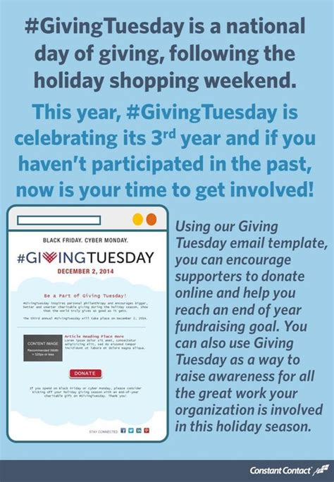 Seasons The O Jays And End Of On Pinterest Giving Tuesday Template