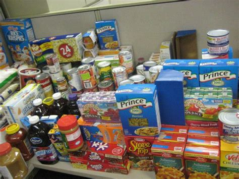Omaha Food Pantry by Rand Worldwide Doubles Support For Food Banks Across America In Second Annual Food Drive