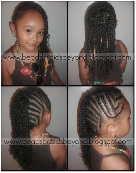 little girl hairstyles braided to the side cute braided hairstyles for little black girls