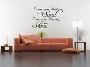 Wall Quote Stickers Wall Quote Decal Vinyl Sticker Write Your Hurts In The