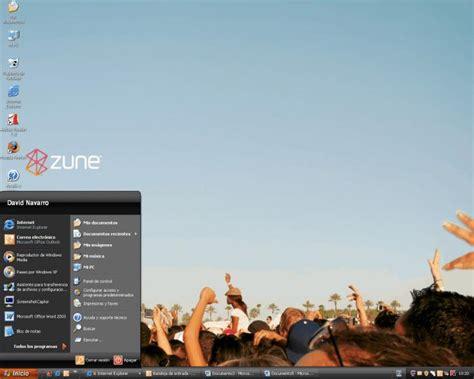 microsoft zune themes zune desktop theme for win xp download for free pakistan