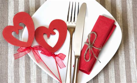san valentino tavola segnaposto di san valentino fai da te 5 idee per la
