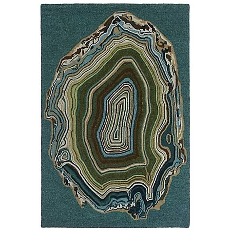 10 x 8 foot rug buy liora manne agate 8 foot x 10 foot area rug in aqua