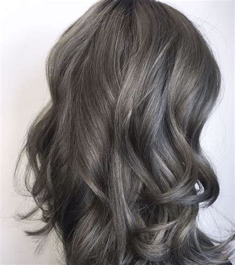 going gray from light golden brown hair with highlights 54 ash brown brunette hair style easily