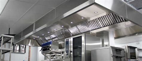 Kitchen Ventilation Design Mansfield Pollard Ventilation Acoustic Air Conditioning Systems