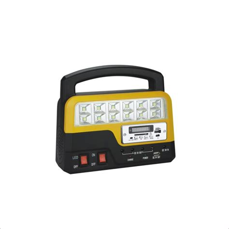 Powerbank Solar Led Light rechargeable led emergency light with powerbank with solar