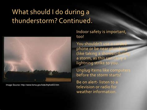 Can You Take A Shower During A Thunderstorm by Thunderstorms