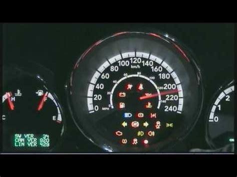 2010 dodge journey warning lights instrument cluster 2010 dodge caliber