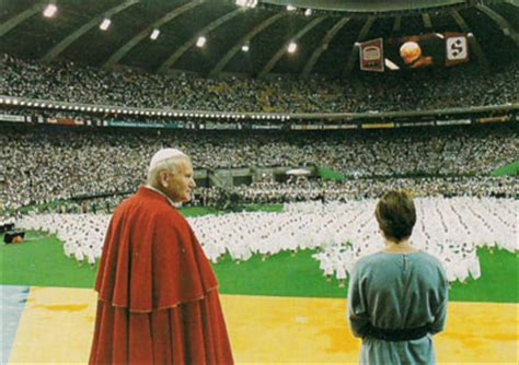 how did jp acquired his wealth pope paul ii in canada 25 years ago