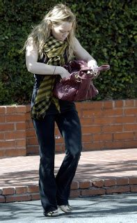 Get Look Hilary Duffs Burch Ballerina Flats by Fashion Lifestyle And Scarves Fashion Item To