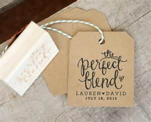 Wedding Favor Shop by The Blend Rubber St Personalized St Coffee