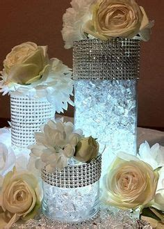 30 Best Anniversary Centerpieces images in 2014   Flower