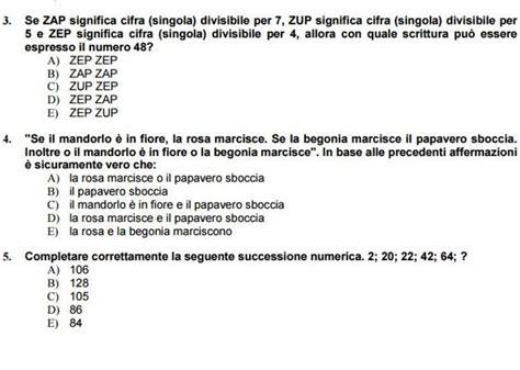 test medicina logica test medicina 2016 al via in tutta italia corriere it