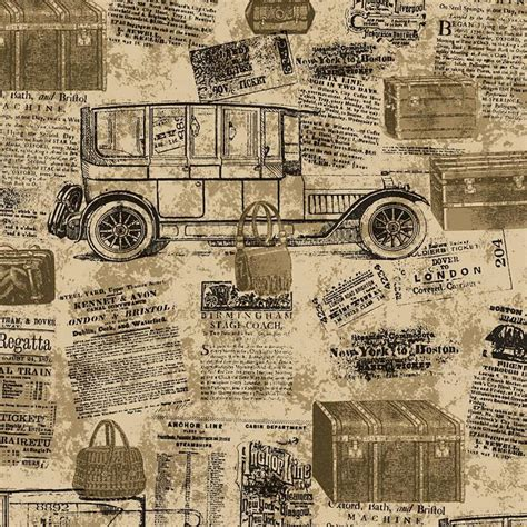 Vintage Newspaper Wallpaper Wallmaya Retro Nostalgia Poster Newspaper Letters Photo Wallpapers For Living Room Study