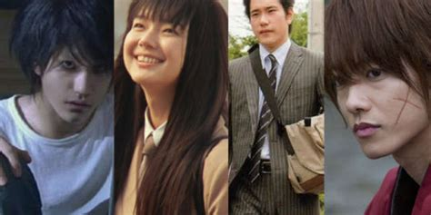 best live action anime 10 best live action anime adaptations