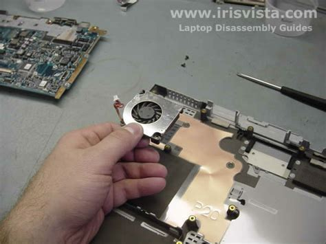 toshiba fan replacement cost toshiba portege a100 how to disassembly laptop system