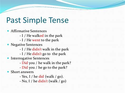 sentence pattern simple past tense past simple past continuous 3 186 eso