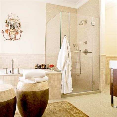 Neutral Color Bathrooms by Neutral Color Bathroom Design Ideas Home Appliance
