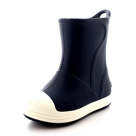 unisex crocs bump it boot waterproof winter
