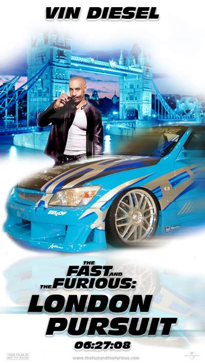 fast and furious london london pursuit fast and furious 4