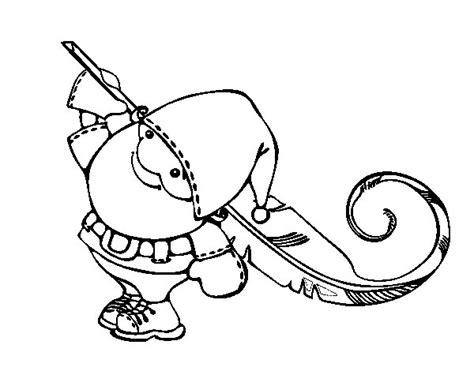 imagenes de santa claus negro dibujo de santa claus con una pluma para colorear