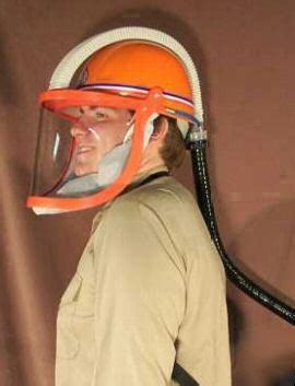 belt mounted papr powered air purifying respirator