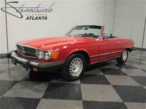 1975 to 1977 mercedes 450sl for sale on classiccars