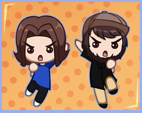 Youtuber Dan Username 009 grumps egoraptor and jontron by chaopudding7453 on