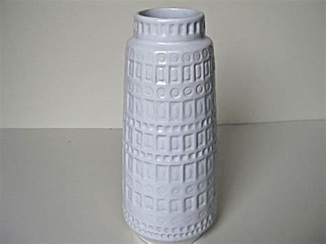 scheurich pottery vase west germany sold on ruby