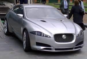 jaguar c xf