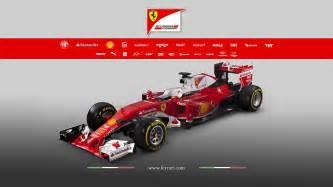 2016 scuderia ferrari f1 team sf16 h f1 car wallpaper