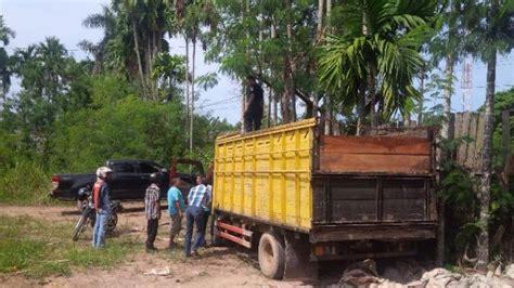 Minyak Nilam Di Jambi pipa minyak mentah pertamina ep jambi dijebol maling satu orang tertangkap tribunnews