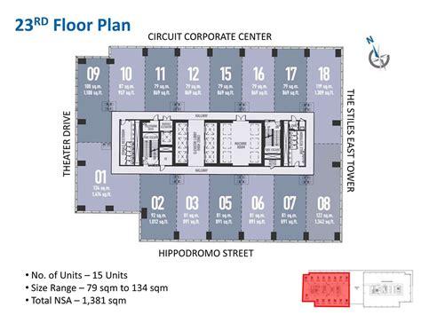 100 garden state plaza floor plan park place at stiles enterprise plaza ayala condo for sale