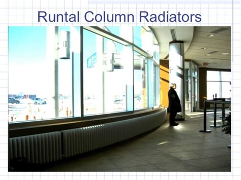 runtal column radiators runtal family of products