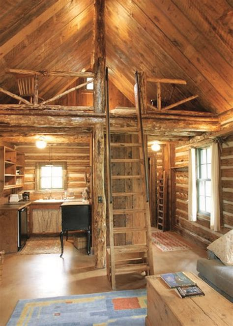 small log home interiors best 25 rustic cabins ideas on pinterest log cabins