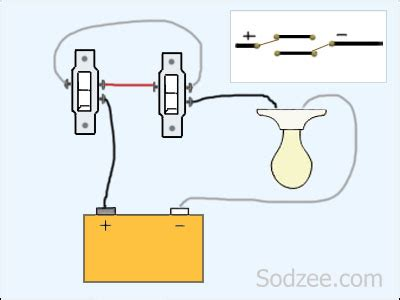 simple house wiring circuit 301 moved permanently