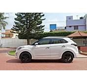 Kit Ups Modified Hyundai Creta SUV Looks Sweet